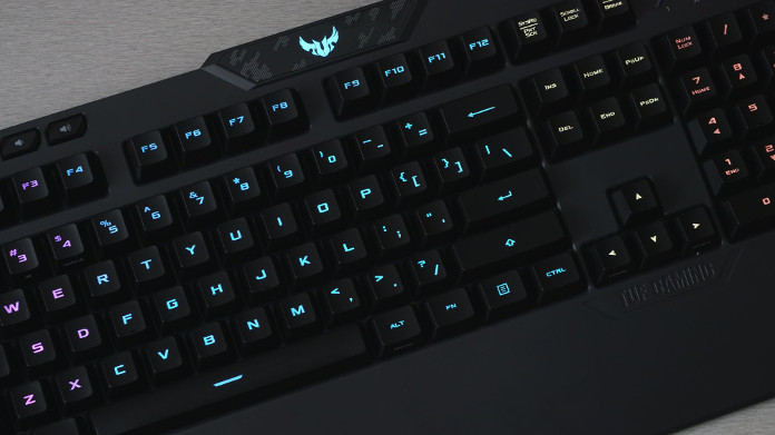 Keyboard Typing Multiple Letters After Spill