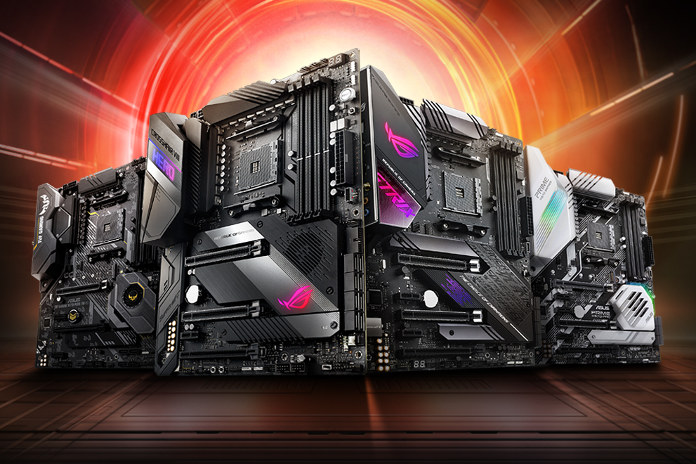 The X570 motherboard guide: Ryzen™ to victory with PCI